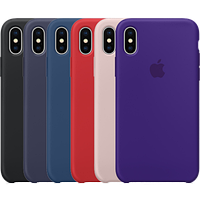 Чехлы Sillicone Case для iPhone