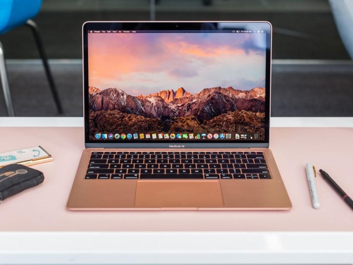 Вновь обновленные MacBook доступны для заказа