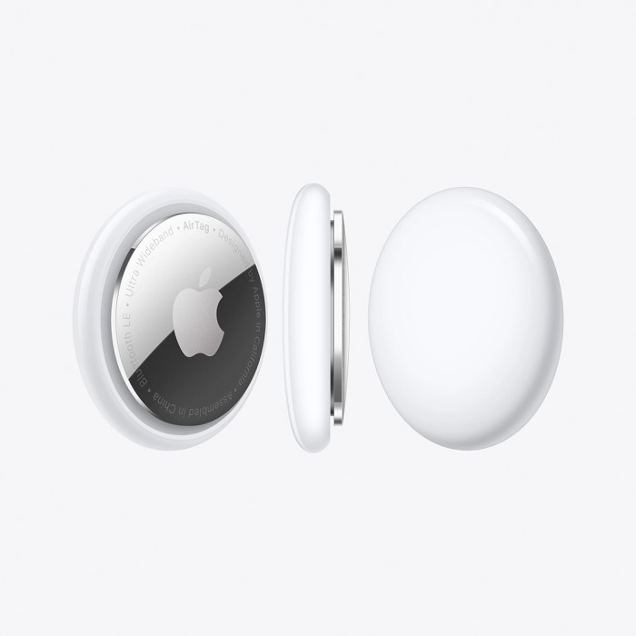 Трекер Apple AirTag, 4 штуки