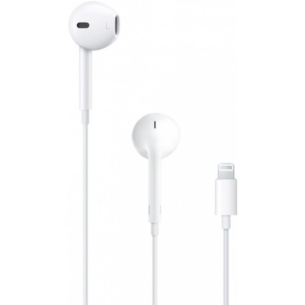 Наушники Apple EarPods с разъёмом Lightning