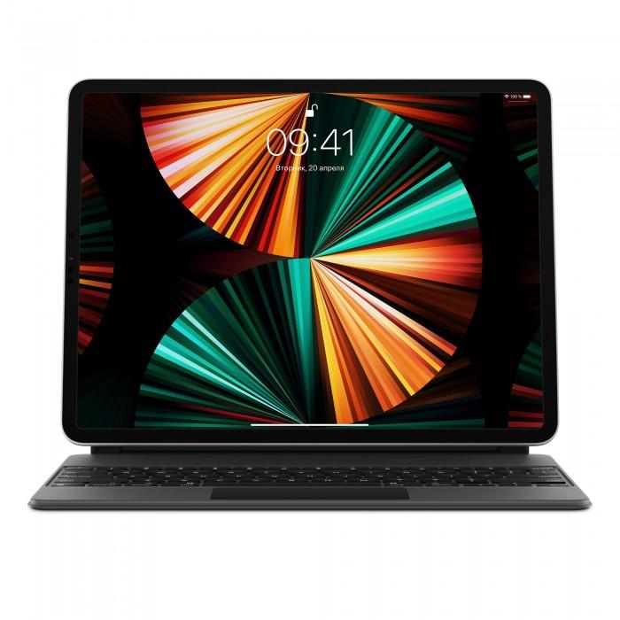 "Клавиатура Apple Magic Keyboard для iPad Pro 12.9"" 2021, черный"