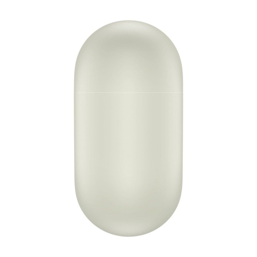Чехол силиконовый для AirPods Pro, бежевый цвет