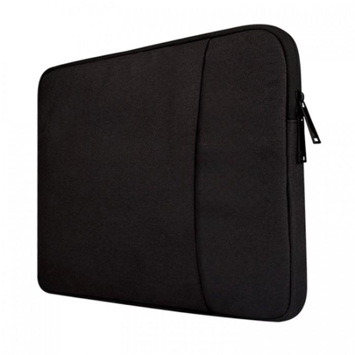 Чехол для ноутбука 12 дюймов, чёрный цвет