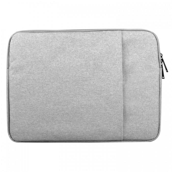 Чехол для ноутбука 12 дюймов, серый цвет