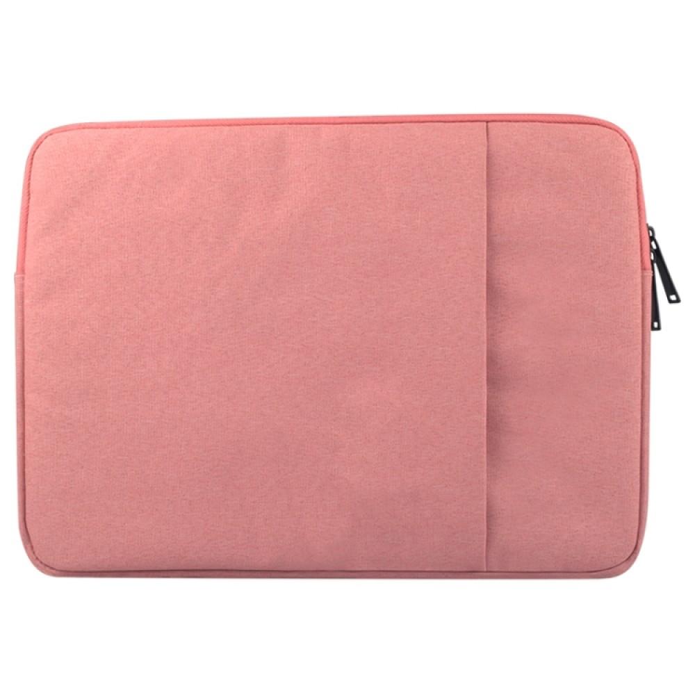 Чехол для ноутбука 12 дюймов, розовый цвет