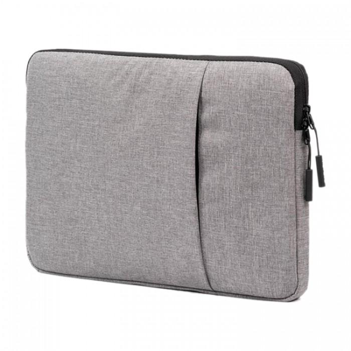 Чехол Pofoko для ноутбука 13 дюймов, серый цвет