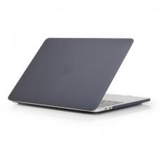 Чехол-накладка для MacBook Pro 13 дюймов (модели 2016 года и новее), чёрный цвет