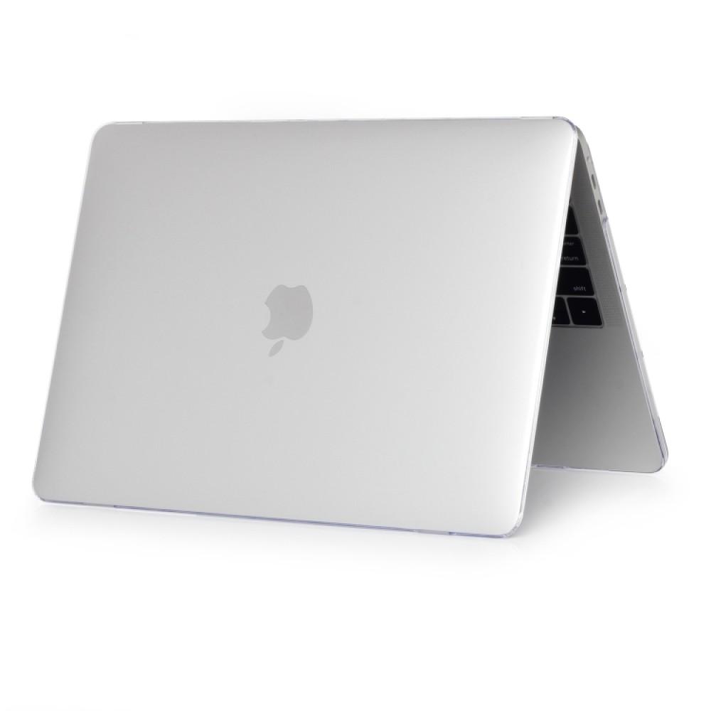 Чехол-накладка для MacBook Pro 13 дюймов (модели 2016 года и новее), прозрачный