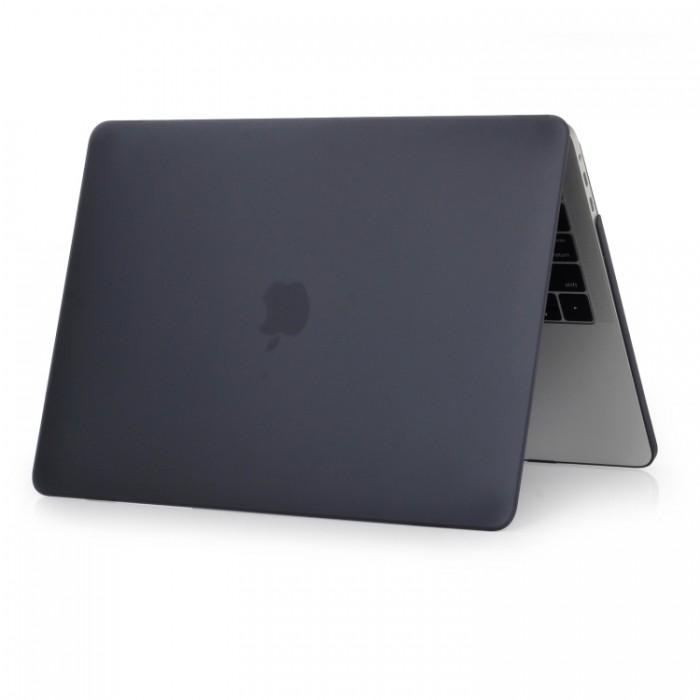 Чехол-накладка для MacBook Pro 15 дюймов (модели с 2016 по 2019 год), чёрный цвет