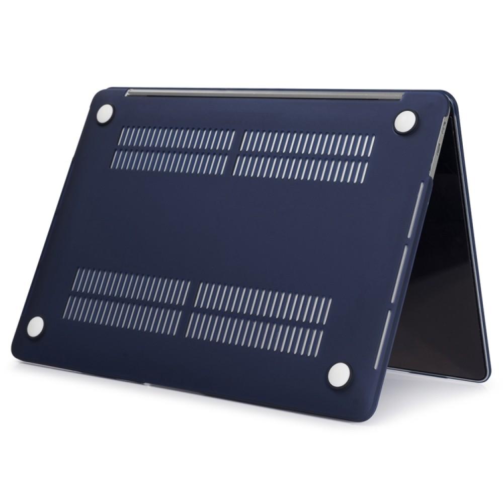 Чехол-накладка для MacBook Pro 16 дюймов (модель 2019 года), синий цвет