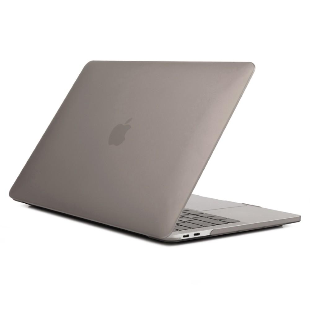 Чехол-накладка для MacBook Pro 16 дюймов (модель 2019 года), серый цвет