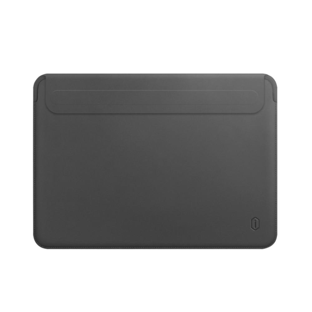 Чехол-папка Wiwu Skin Pro II для MacBook Pro 13 дюймов, серый цвет