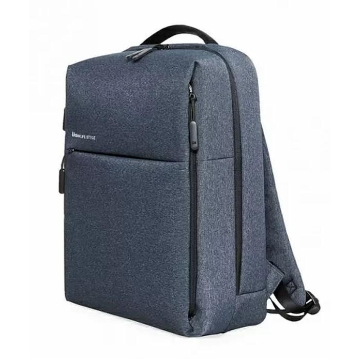 Рюкзак Xiaomi City Backpack 1 Generation темно-синий