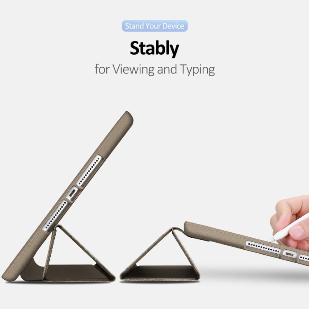 Чехол Dux Ducis Osom Series для iPad 2017/2018, золотистый цвет