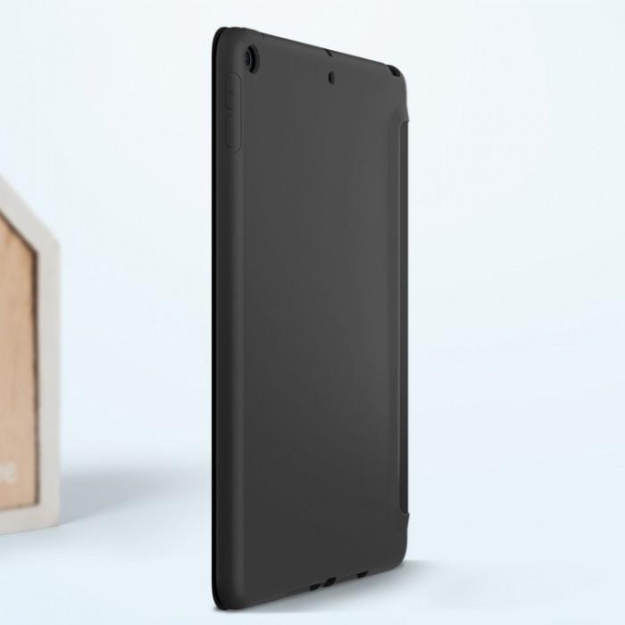 Чехол Benks для iPad (2019) 10,2 дюйма, чёрный цвет