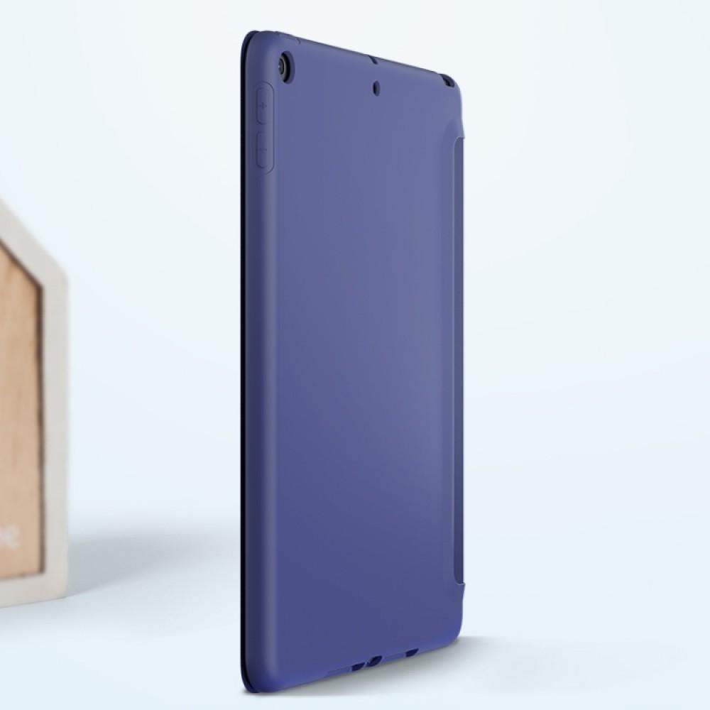 Чехол Benks для iPad (2019) 10,2 дюйма, синий цвет