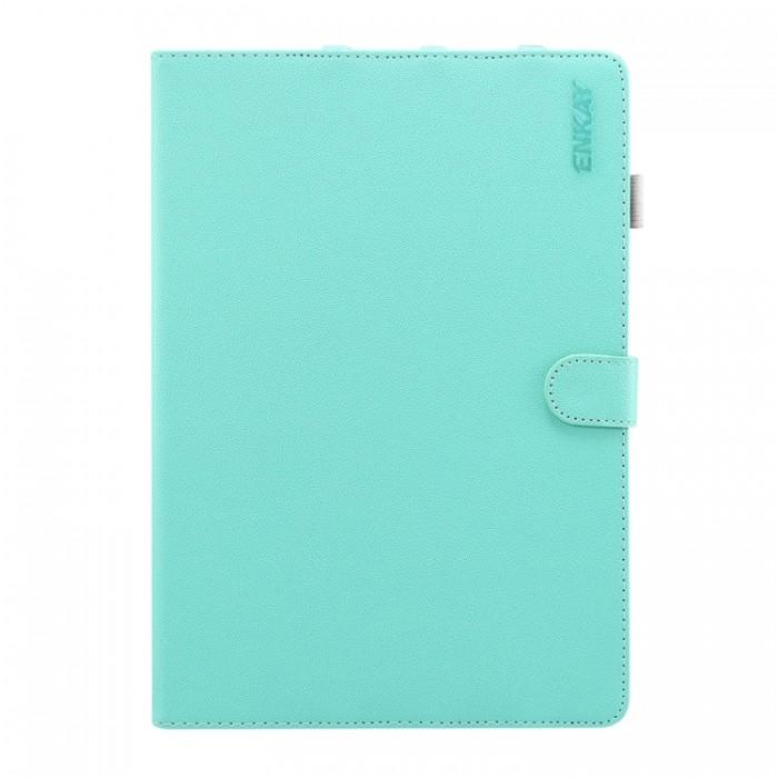 Чехол Enkay для iPad (2019) 10,2 дюйма, бирюзовый цвет