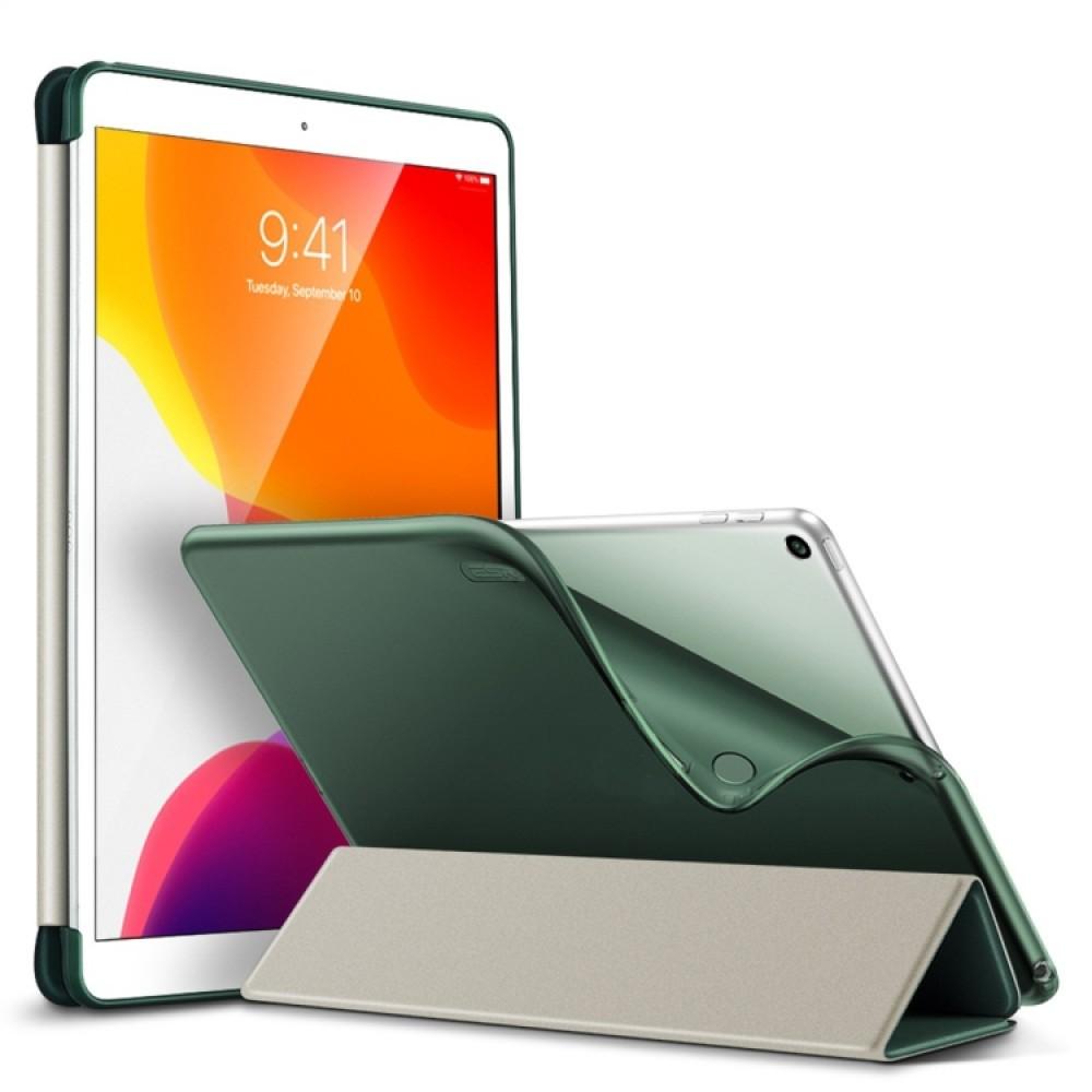 Чехол ESR Rebound для iPad (2019) 10,2 дюйма, зелёный цвет