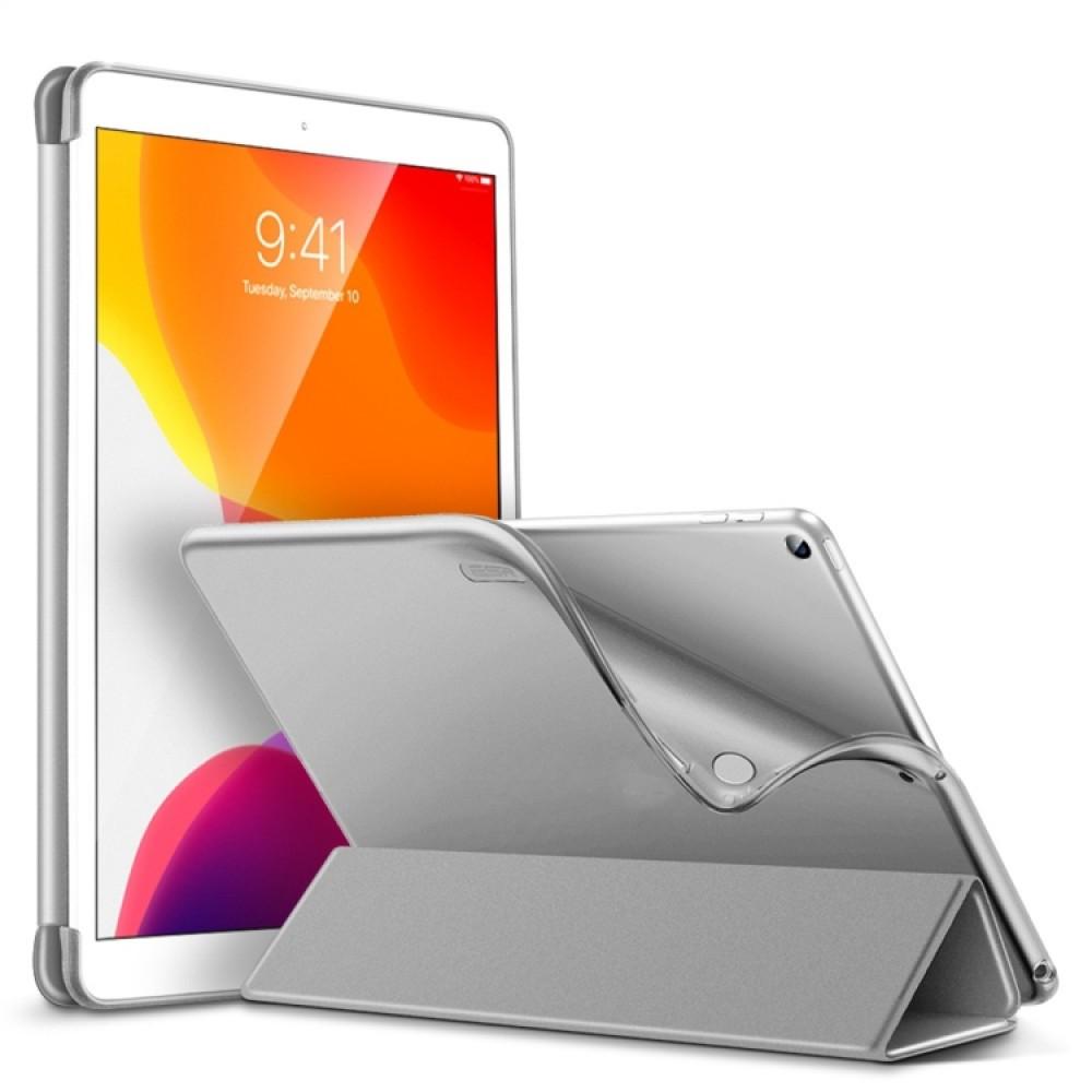 Чехол ESR Rebound для iPad (2019) 10,2 дюйма, серебристый цвет