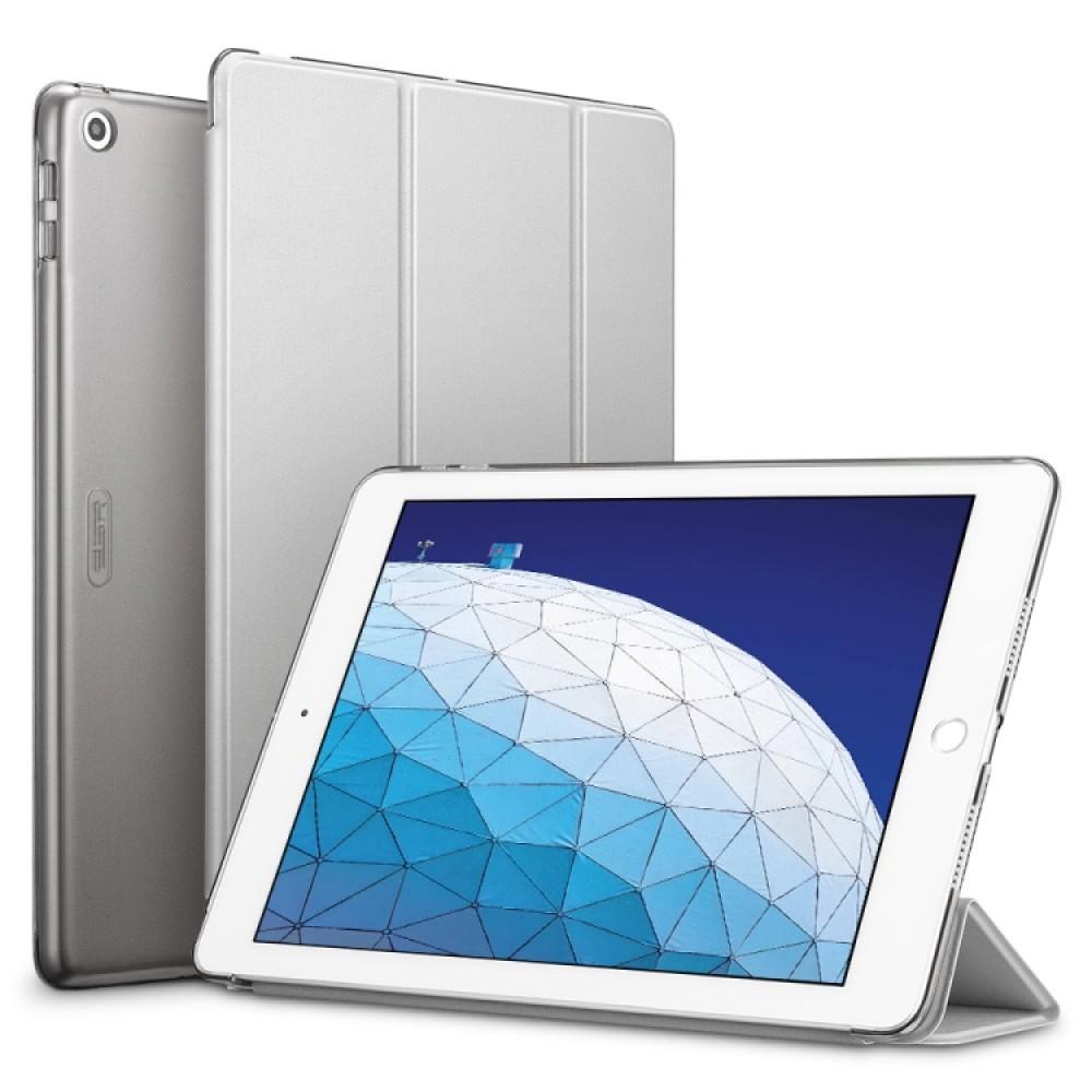 Чехол ESR Color для iPad Air 2019, серебристый цвет