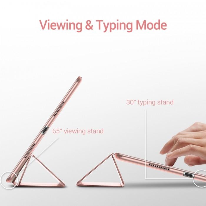 Чехол ESR Rebound для iPad Air 2019, розовый цвет