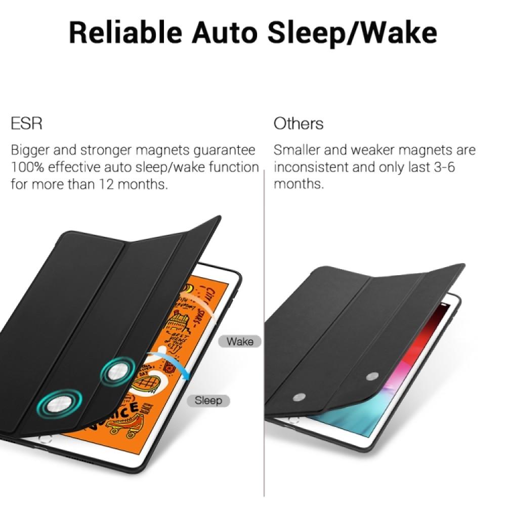 Чехол ESR Rebound для iPad mini 2019, чёрный цвет