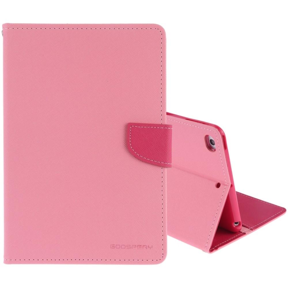 Чехол Mercury Goospery Fancy Diary Case для iPad mini 2019, розовый цвет