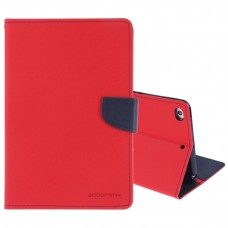 Чехол Mercury Goospery Fancy Diary Case для iPad mini 2019, красный цвет