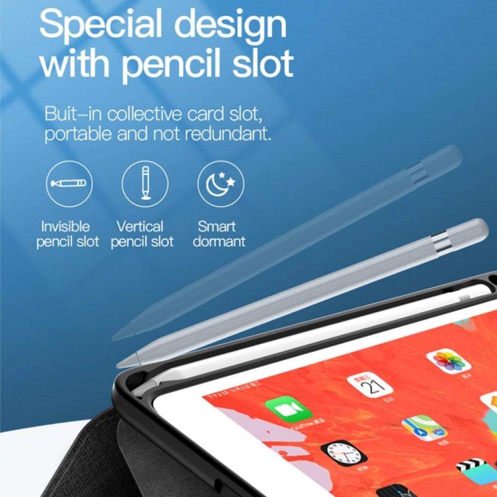Чехол Totudesign для iPad mini 2019, чёрный цвет