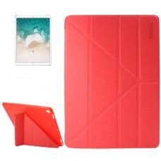 Чехол Enkay Lambskin Y-Type для iPad Pro 10,5 дюйма, красный цвет