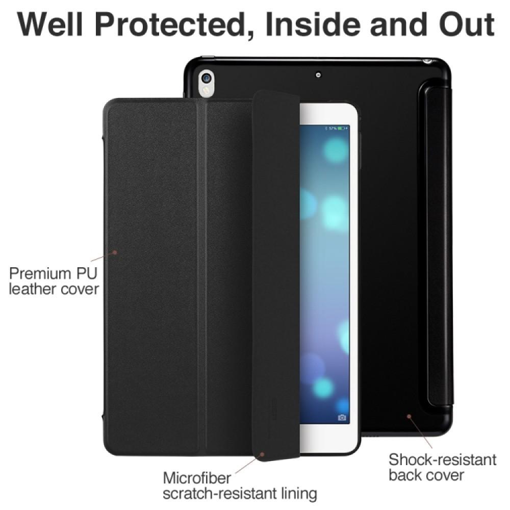 Чехол ESR Color для iPad Pro 10,5 дюйма, чёрный цвет