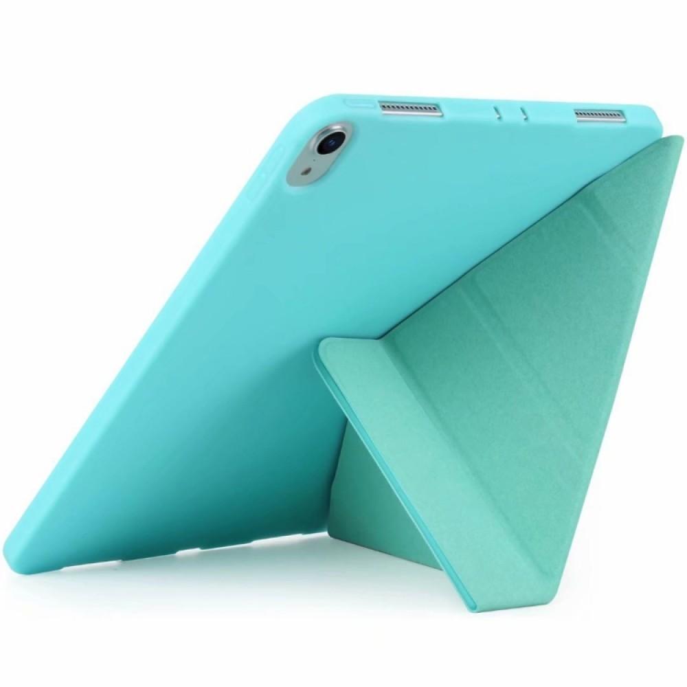 Чехол Enkay Y-Type для iPad Pro 2018 11 дюймов, бирюзовый цвет