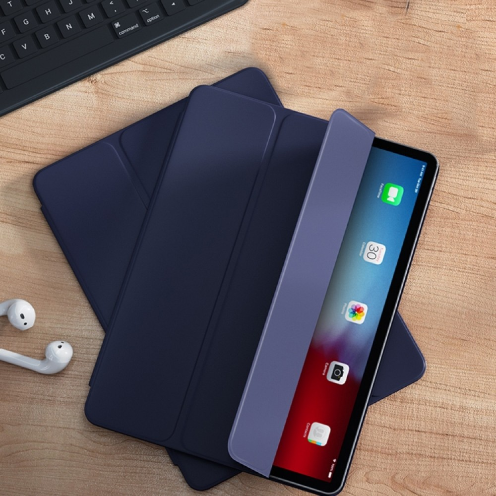 Чехол Benks Magnetic Case для iPad Pro 2018 12,9 дюйма, синий цвет