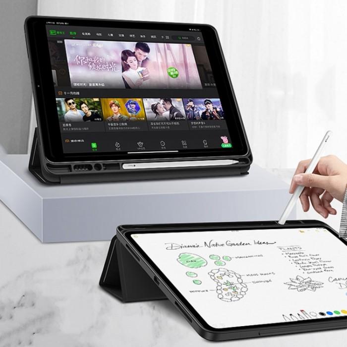Чехол Totudesign Adsorb Case для iPad Pro 2018 12,9 дюйма, чёрный цвет