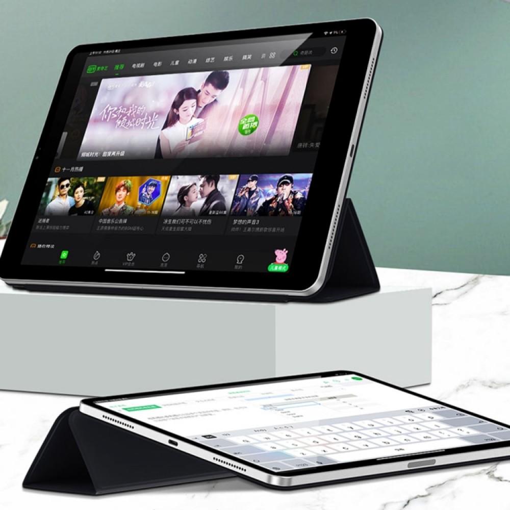 Чехол Totudesign Wei Series для iPad Pro 2018 12,9 дюйма, чёрный цвет