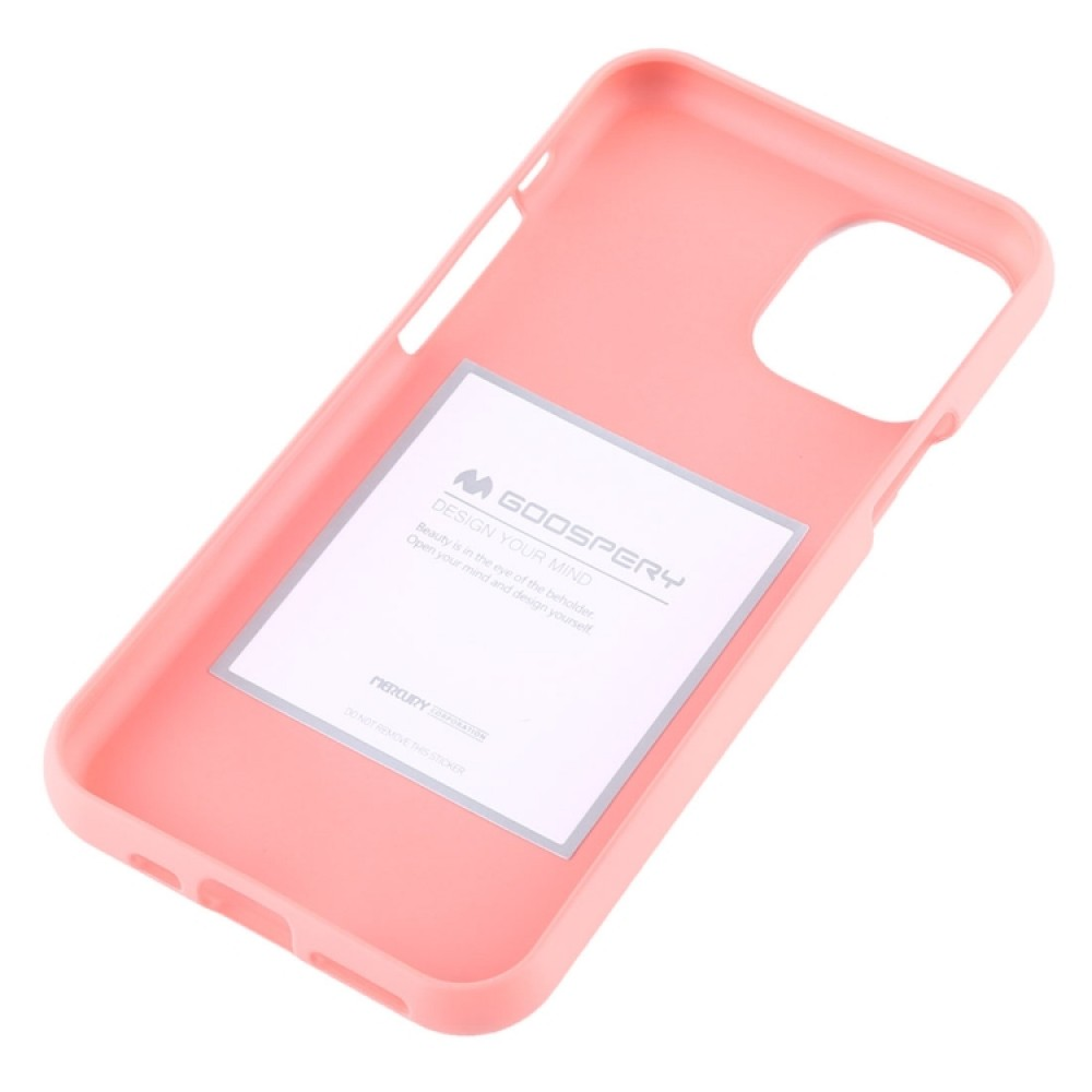 Чехол Mercury Goospery Soft Feeling для iPhone 11 Pro, розовый цвет
