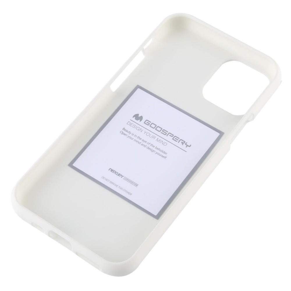 Чехол Mercury Goospery Soft Feeling для iPhone 11 Pro Max, белый цвет