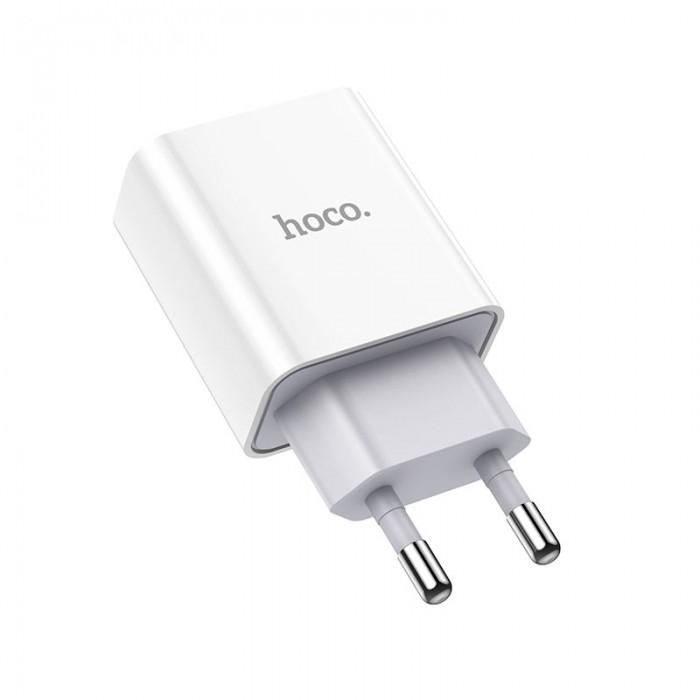 Сетевое зарядное устройство Hoco C81A USB-A 5V/2.1A
