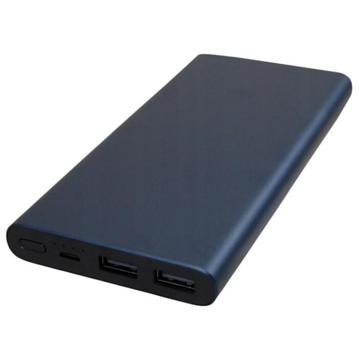 Внешний аккумулятор Xiaomi Mi Power Bank 2S 10000mAh, чёрный цвет