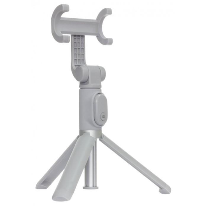 Монопод для селфи Xiaomi Mi Bluetooth Selfie Stick Tripod, серебряный цвет