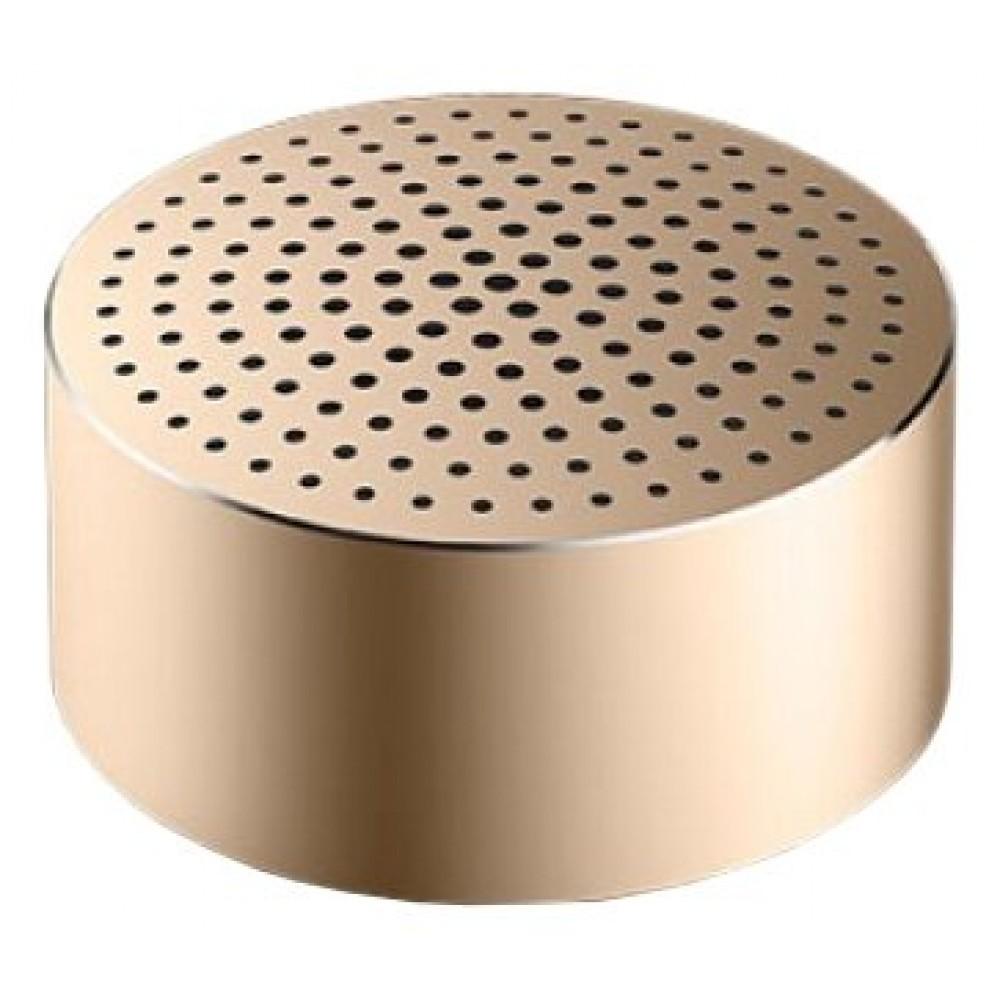 Портативная акустика Xiaomi Mi Bluetooth Speaker Mini, золотистый цвет