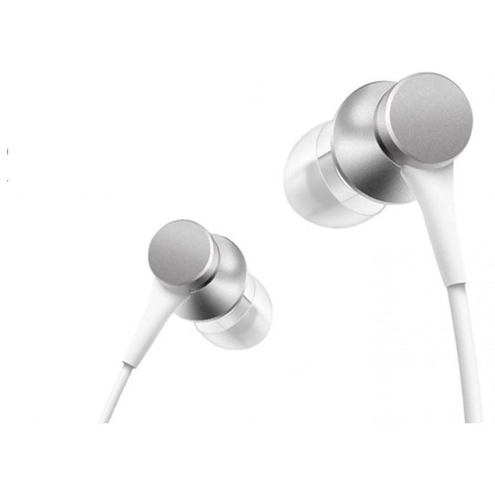 Xiaomi Mi In-Ear Headphones Basic, серебристый цвет