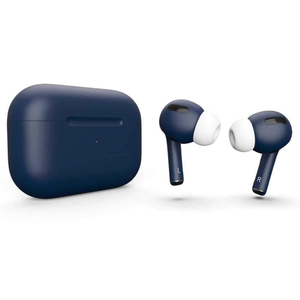 Apple AirPods Pro Color, матовый тёмно-синий цвет