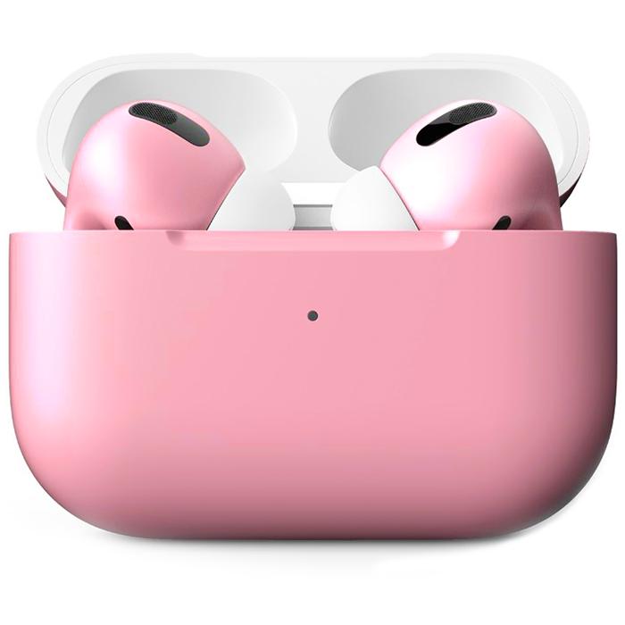 Apple AirPods Pro Color, матовый розовый цвет