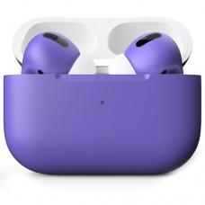 Apple AirPods Pro Color, матовый фиолетовый цвет