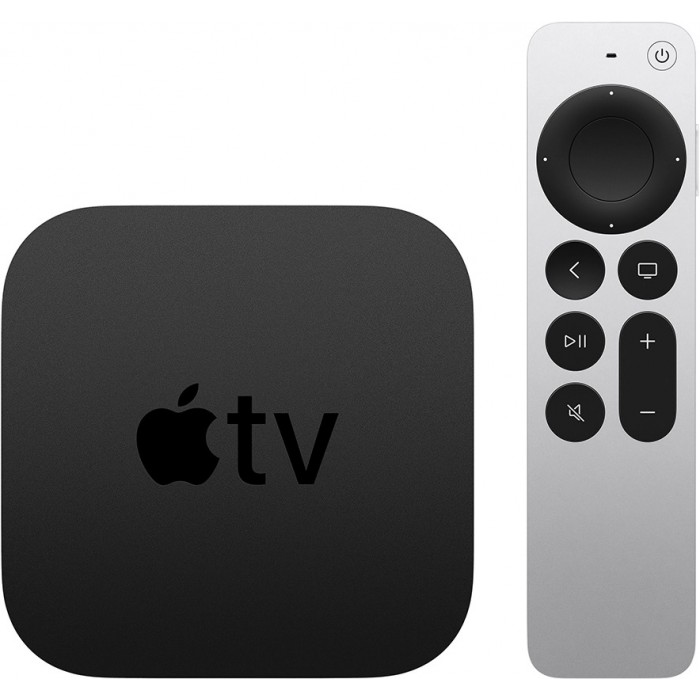 Apple TV 4K 32GB, 2021 г.