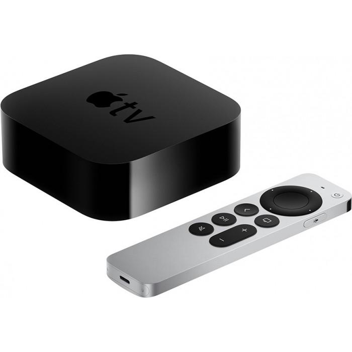 Apple TV HD 2021 32 ГБ черный