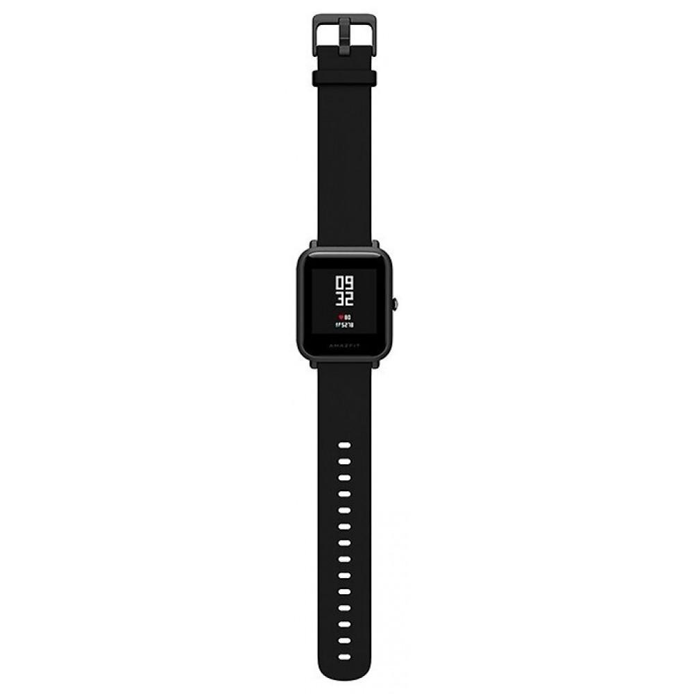 Умные часы Xiaomi Amazfit Bip, чёрный цвет