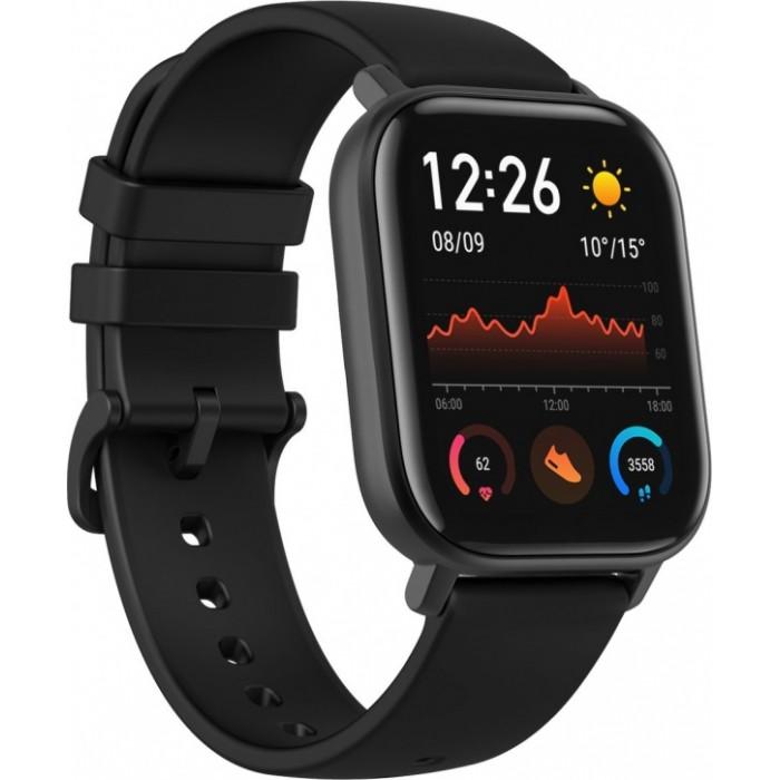 Умные часы Xiaomi Amazfit GTS, чёрный цвет