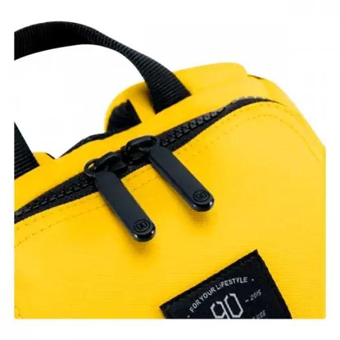 Городской рюкзак Xiaomi 90 Points Pro Leisure Travel Backpack 10, жёлтый цвет